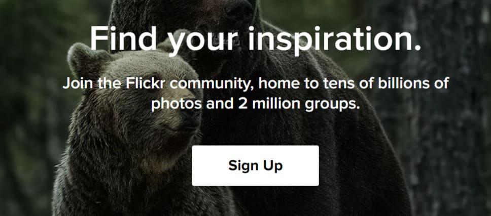 flicker-free-cloud-image-storage