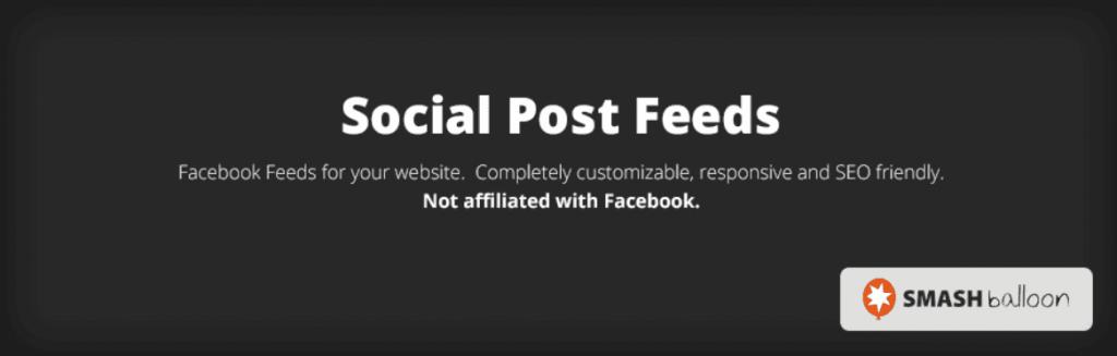 smash-WordPress social media feed plugins