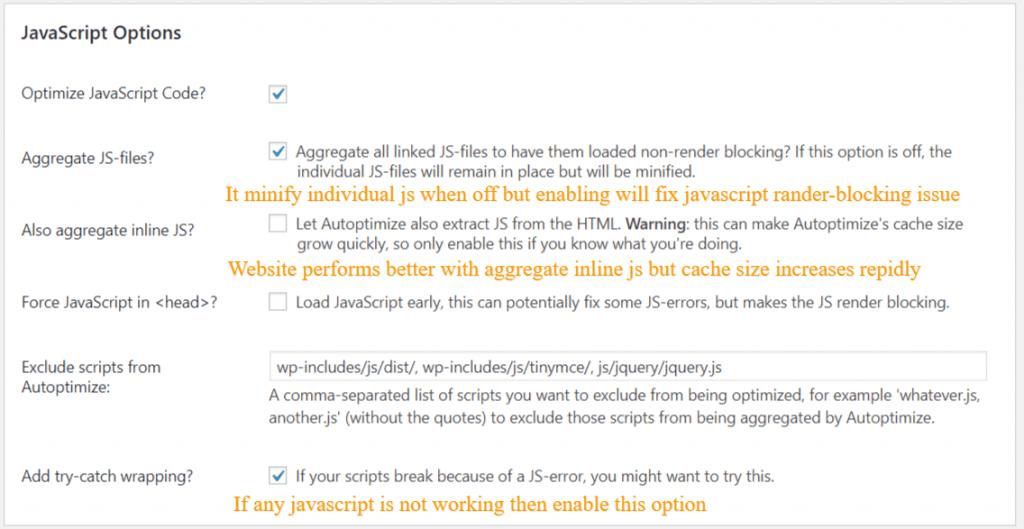 autoptimize-wordpress-plugin-settings