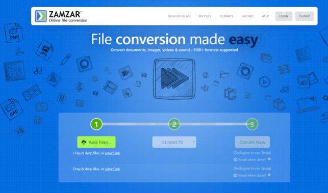 zamzar-pdf-to-word-converter