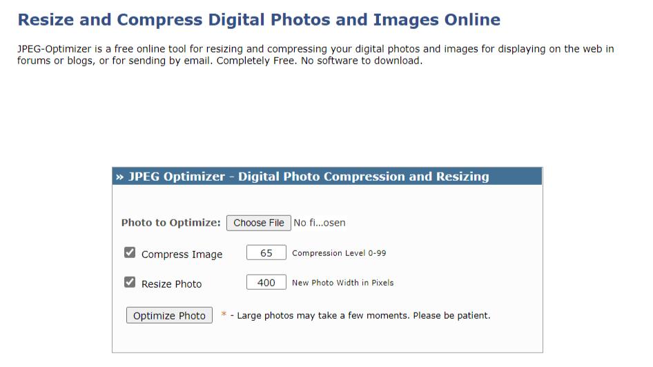 JPEG-Optimizer-compress-images-online