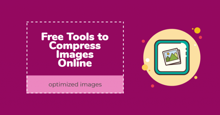 10 Free Tools to Compress Images Online